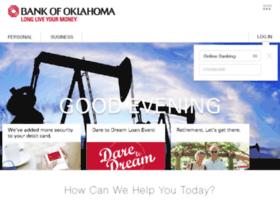 response.bankofoklahoma.com