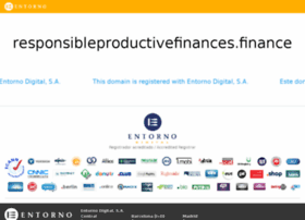 responsibleproductivefinances.finance