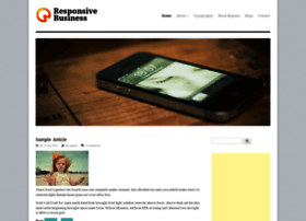 responsive-business.techsaran.com