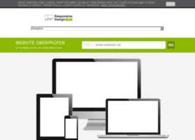 responsive-design-test.de