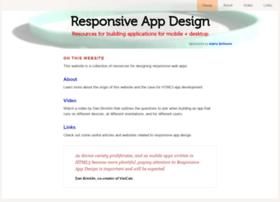 responsiveappdesign.org