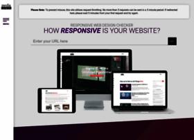 responsivedesignchecker.com