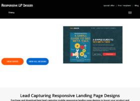 responsivelandingpagedesign.com