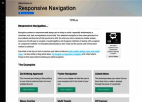 responsivenavigation.net