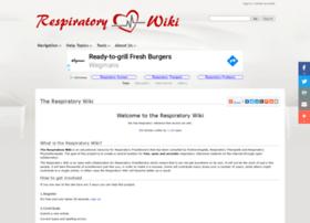 respwiki.com