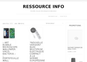 ressource-info.net
