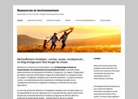 ressources-et-environnement.com