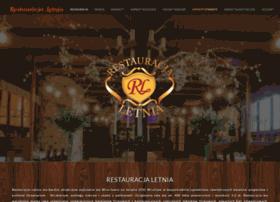 restauracjaletnia.com
