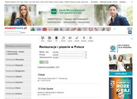 restauracje.studentnews.pl