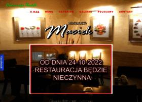 restauracjemaciek.pl