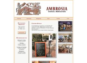 restaurant-ambrosia-quickborn.de