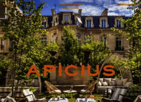 restaurant-apicius.com