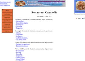 restaurant-cambodia.com