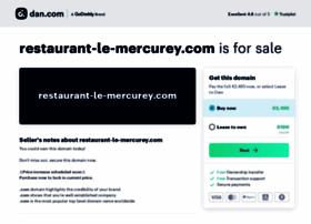 restaurant-le-mercurey.com