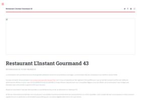 restaurant-linstantgourmand-43.com