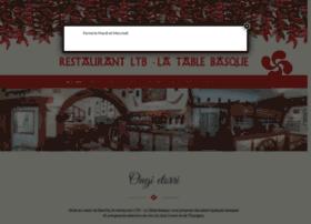 restaurant-ltb-biarritz.com