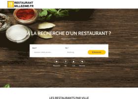 restaurant-millezime.fr
