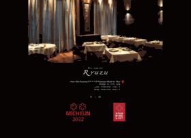 restaurant-ryuzu.com