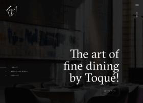 restaurant-toque.com