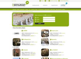 restaurant.be