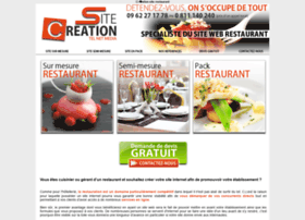 restaurant.site-creation.com
