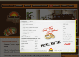 restaurant.sunsethotel.ro