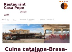 restaurantcasapepe.com