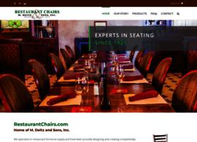 restaurantchairs.com