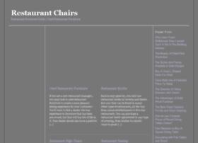 restaurantchairshop.com