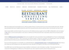 restaurantconsultingservices.com