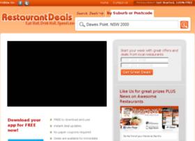 restaurantdeals.com.au