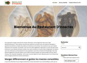 restaurantdinsectes.fr