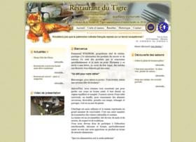 restaurantdutigre.fr