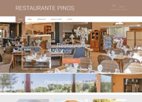 restaurante-pinos.com