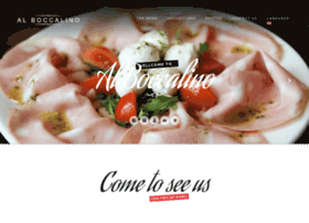 restaurantealboccalino.com