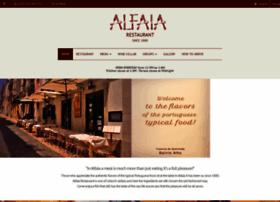 restaurantealfaia.com