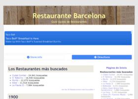 restaurantebarcelona.net