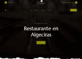 restaurantecepas.com
