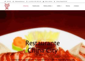 restaurantechinacity.com