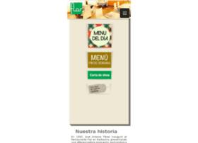 restauranteflor.com