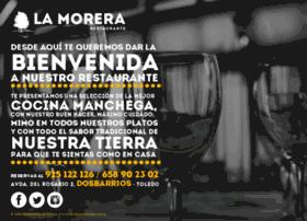 restaurantelamorera.com