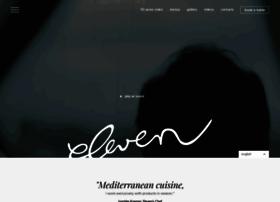 restauranteleven.com