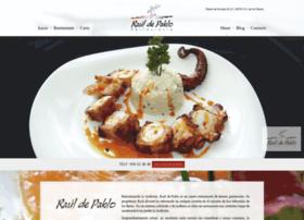 restauranterauldepablo.es