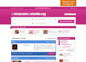 restaurantes-colombia.com