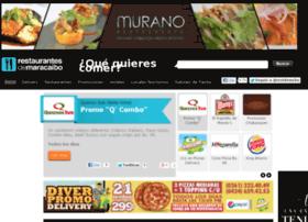 restaurantesdemaracaibo.com