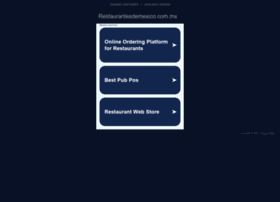 restaurantesdemexico.com.mx
