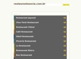 restaurantesecia.com.br