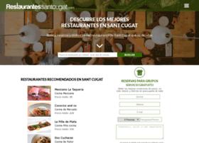 restaurantessantcugat.com