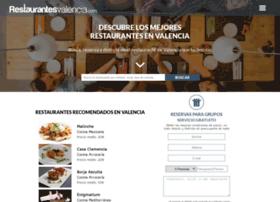 restaurantesvalencia.com