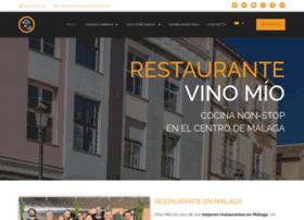 restaurantevinomio.com